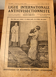 ligue int antivivisectionniste